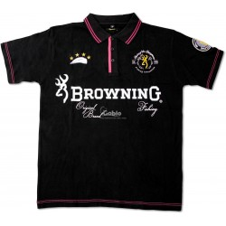 KOSZULKA POLO BROWNING CHOICE OF THE CHAMPIONS