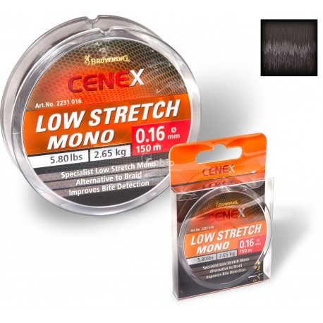 ŻYŁKA CENEX LOW STRETCH MONO 150m