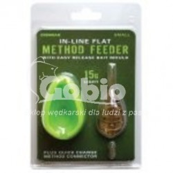 Zestaw In-Line Flath Method Feeder Drennan Small