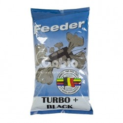 ZANĘTA FEEDER TURBO + BLACK 1KG
