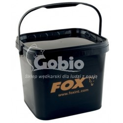 FOX CARP BUCKET 11,8l BLACK